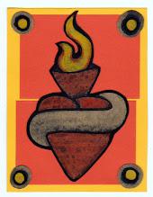 Photo: Mail Art 365 Day 2 card 2e