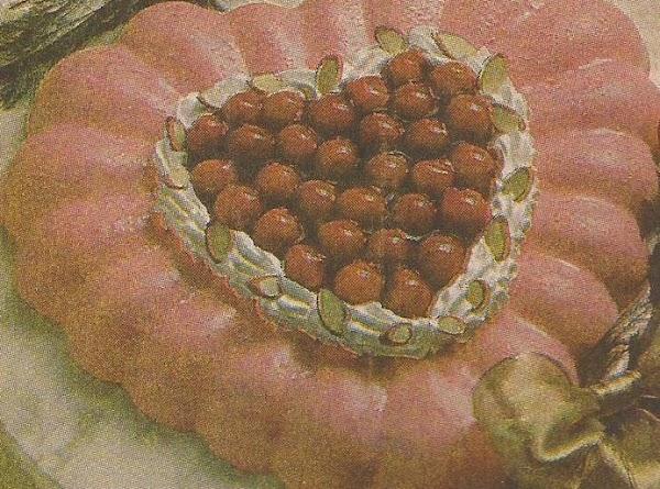 Cherry Amaretto Cheese  Mold Recipe