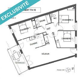 appartement à Montbartier (82)