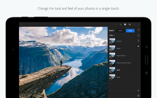 Adobe Photoshop Lightroom CC for PC