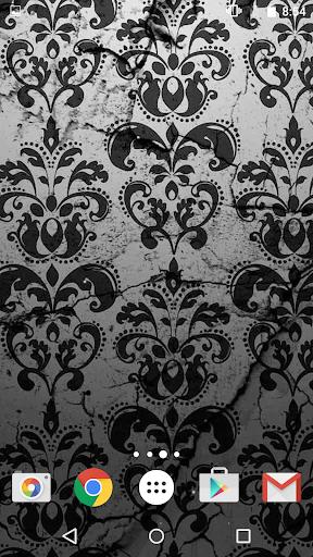 Patterns Live Wallpaper