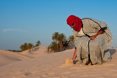 Sabbia del Deserto di davidgra