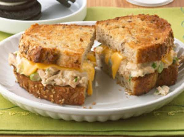 Grilled Tuna Melt Recipe