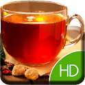 Tea with milk Live Wallpaper icon