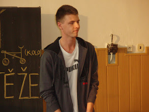 Photo: Školní kolo recitační soutěže - Honza z 2. A.