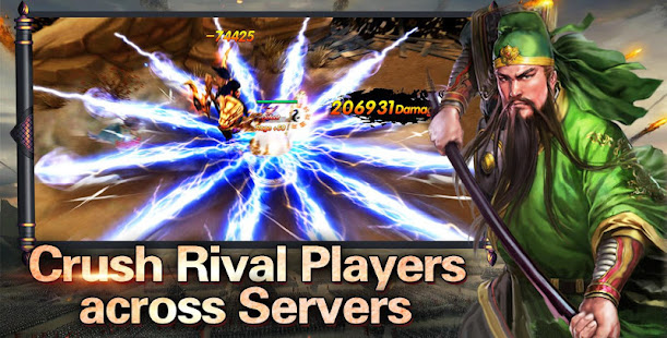 How to hack Three Kingdoms: Chaos Arena for android free