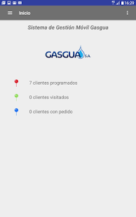 Gasgua Comercial - náhled