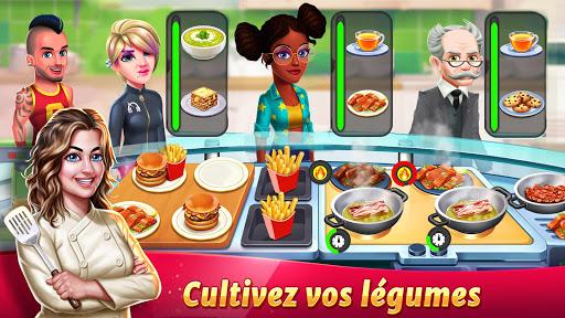 Code Triche Star Chef™ 2 : jeu de cuisine apk mod screenshots 4