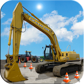 New Road Construction 2017 - Road Builder Game