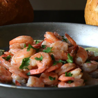 California Beer Steamed Shrimp