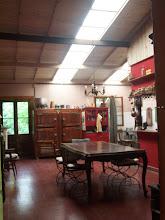 Photo: Antigua cocina recreo Pablitini, hoy salón comedor.