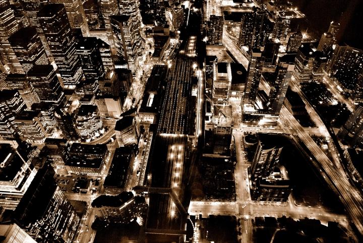 La Città Non Dorme Mai di photofabi77