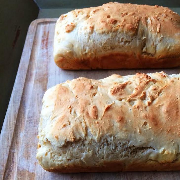 Easiest Yeast Bread
