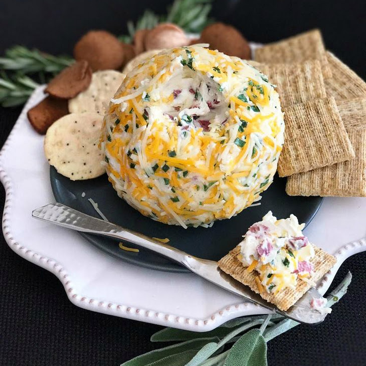 Summer Sausage Cheese Ball Recipe