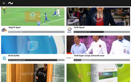 Moja webTV  screenshots 9