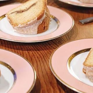 Chai Bundt Cake