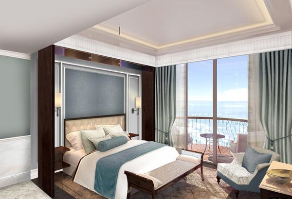 REVIEW VỀ CHẤT LƯỢNG PHÒNG NGHỈ TẠI FLC GRAND HOTEL HẠ LONG BAY 10