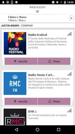 Android/PC/Windows için Radio Monte Carlo - RMC Uygulamalar (apk) ücretsiz indir screenshot
