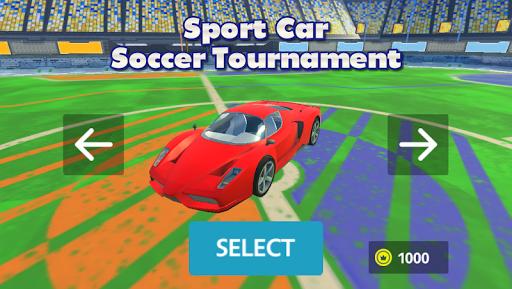 Sport Car Soccer Tournament 3D  screenshots 2