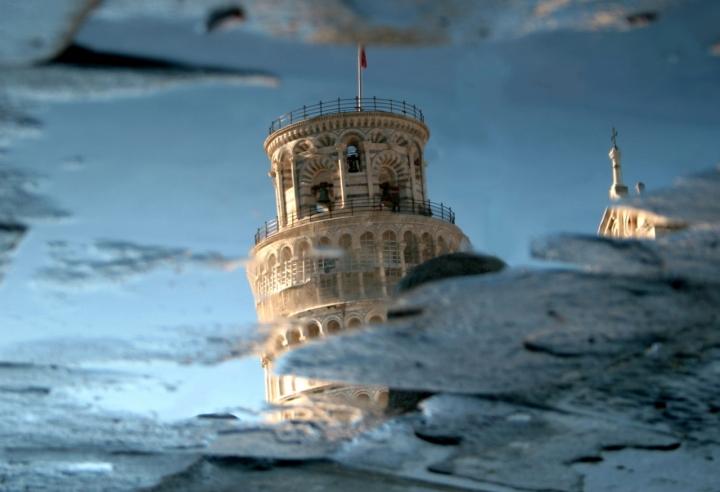 La Torre nella pozza di babons