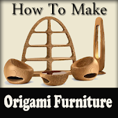 How To Make Origami Furniture