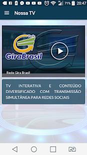 Rede Gira Brasil - náhled