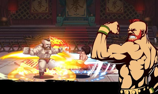 Super Kung Fu Karate Fighter VS Boxing Champion - náhled