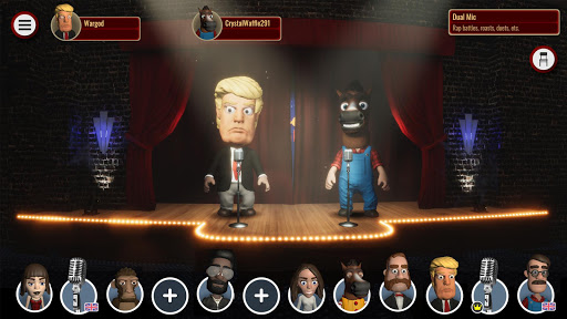 Code Triche Comedy Night - The Game APK MOD (Astuce) screenshots 2