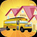 Kids Puzzle School icon