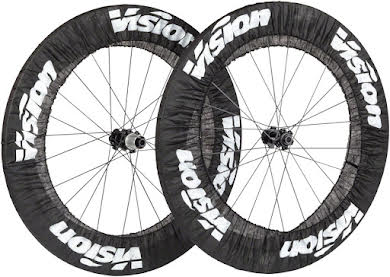 Vision SC55 Wheelset - 700, QR/15 x 100/130mm, Center-Lock, HG 11 alternate image 0