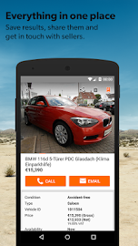 mobile.de – vehicle market Screenshot 4