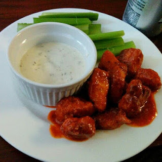 Low Carb Buffalo Chicken