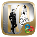 King&Queen GO Launcher Theme icon
