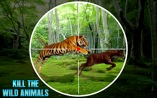 Animal Sniper Hunting: Jeep Simulator 3D 1.0.1 screenshots 8