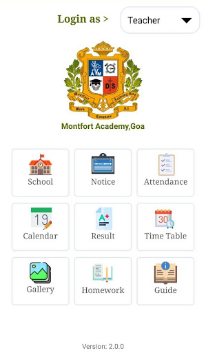 Montfort Academy,Goa screenshot 3