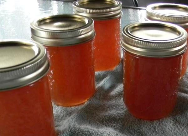 Nanny's Spiced Pear Jam Recipe