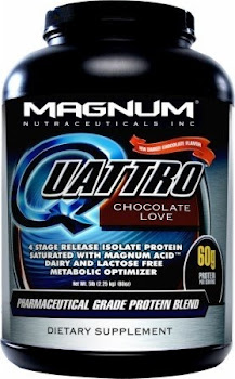 Magnum Nutraceuticals Quattro Supplement - Chocolate Love