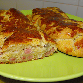 Savory Stuffed Bread Recipe