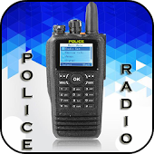 Police Radio Voice (joke)