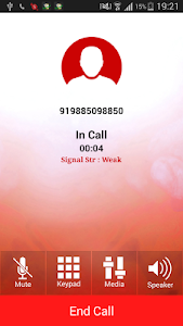 Supernet dialer screenshot 2