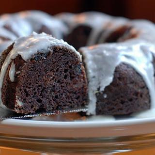 Persimmon Pudding Cake