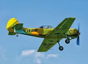 Photo: Yak 52 - Air Bandits