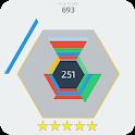 Game Offline Hexagon icon