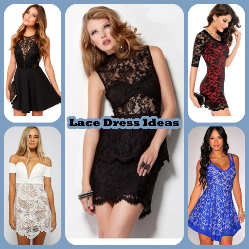 Sexy Lace Dress Collections