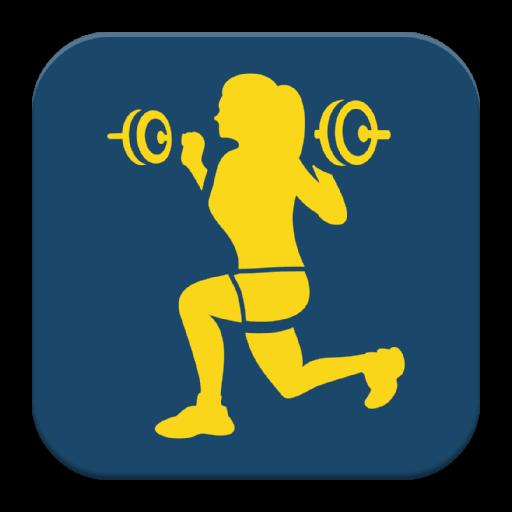 臀部锻炼 健康 LOGO-玩APPs