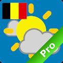 Weer & Zo Pro België icon