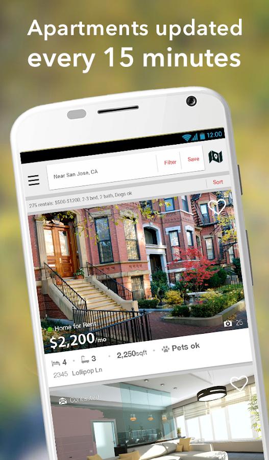 Apartment & Rental Home Search- screenshot