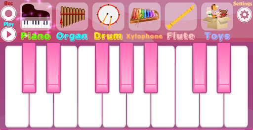 Pink Piano 1.5 screenshots 3