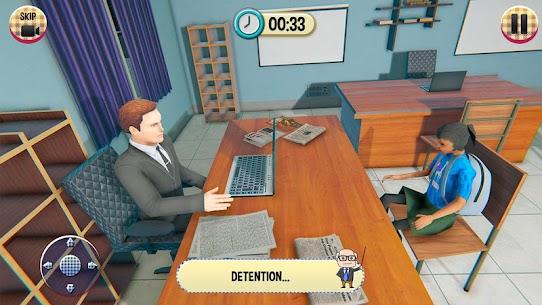 Virtual High School Girl Game 3D MOD (Unlimited Money) 2