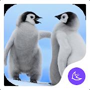 Antarctic-APUS Launcher theme